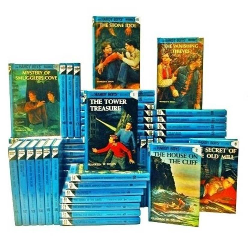 Hardy Boys Complete Series Set 1 66 Buy Hardy Boys Complete Series