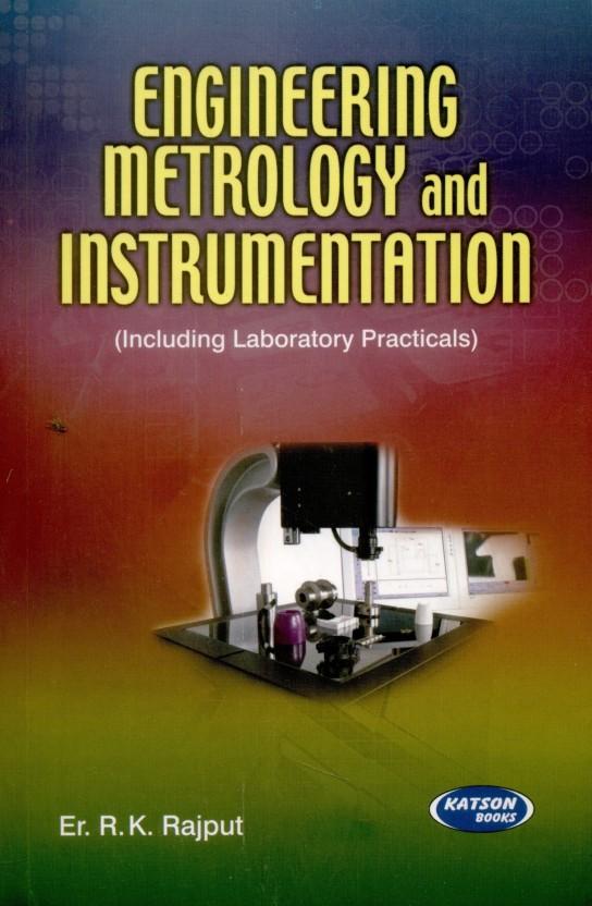 Engineering Metrology Book