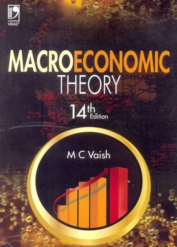 Macroeconomic Theory, 14/e PB 14th  Edition