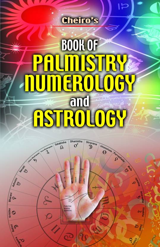 Cheiro's Book of Palmistry, Numerology and Astrology 1st  Edition