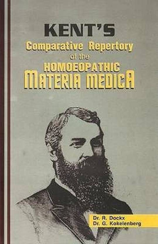 Kent\'s Comparative Repertory of the Homoeopathic Materia