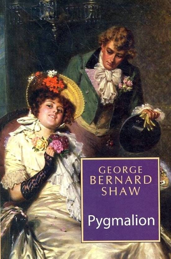 an analysis of romance in pygmalion by george bernard shaw Evolution in george bernard shaw's pygmalion in the play, pygmalion, by george bernard shaw, professor higgins, an expert in the art of speech, bets colonel pickering, another master of phonetics, that he can take a common flower girl, eliza doolittle, and pass her off as a duchess at an ambassador's garden party.
