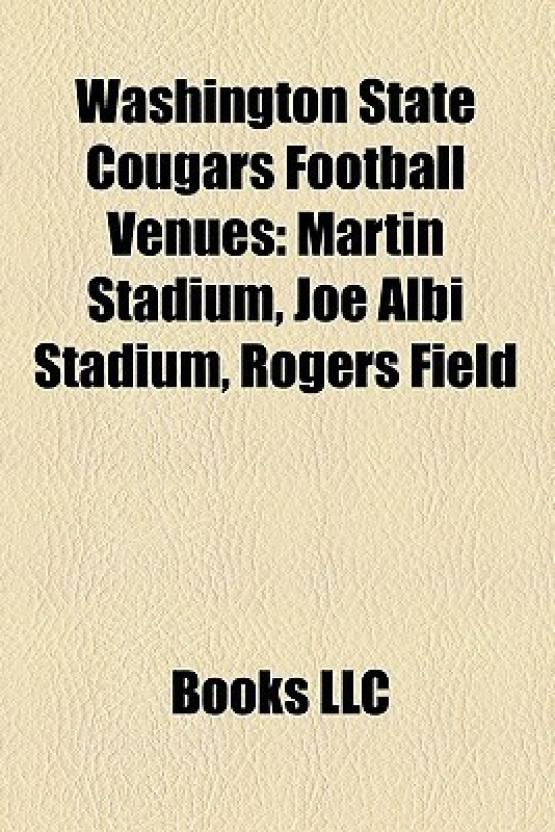 Washington State Cougars Football Venues  Martin Stadium 67bdaca68