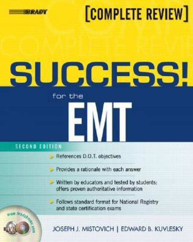 Success For The Emt Basic Success Across The Boards Buy Success