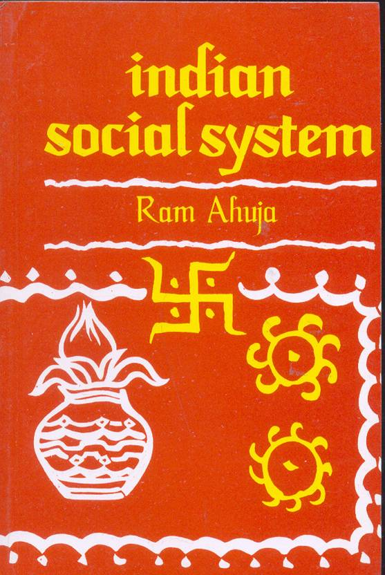Indian Social System 01 Edition 1 Edition