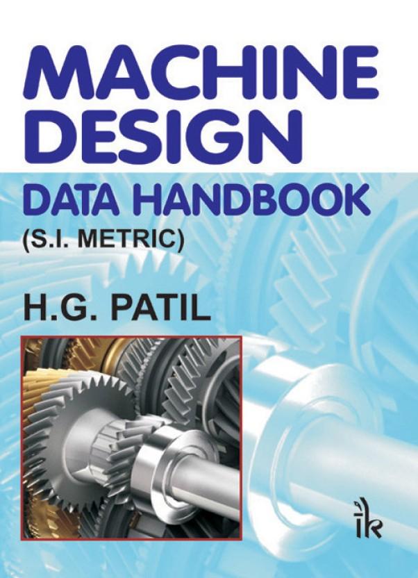 Design Data Book By Mahadevan