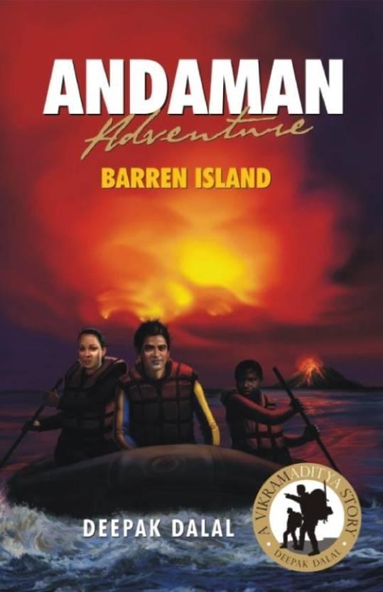ANDAMAN ADVENTURE : BARREN ISLAND