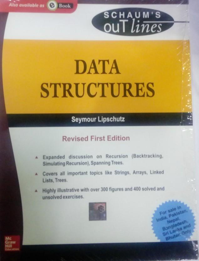Data Structure Book By Lipschutz Pdf