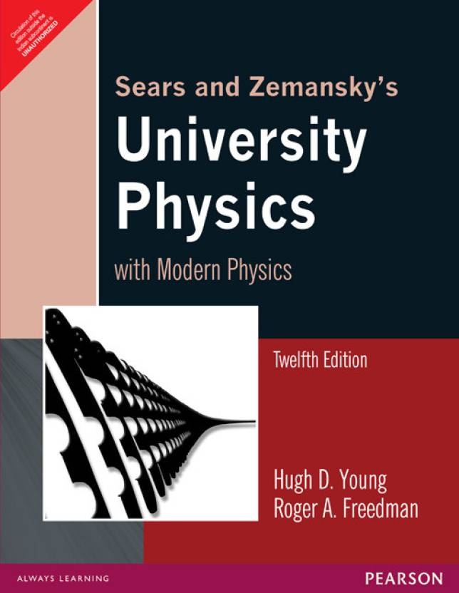 University physics with modern physics (12th edition) read [pdf].