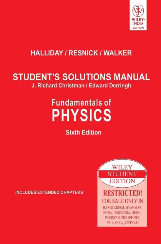 solutions manual physics
