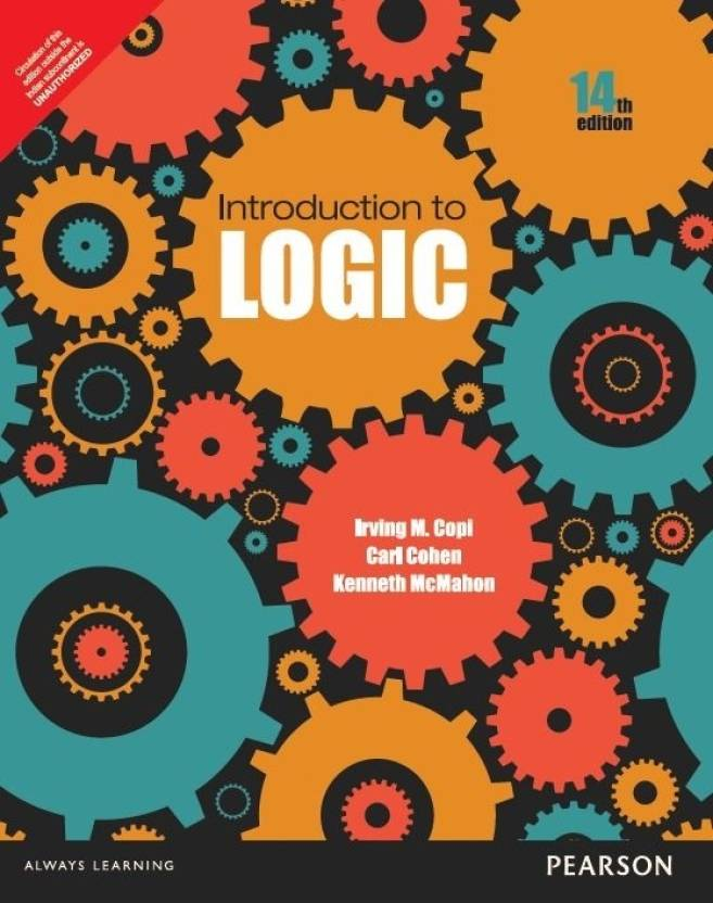 Introduction To Logic 14th Edition Buy Introduction To Logic 14th