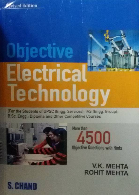 Objective Electrical Technology revised edition Edition