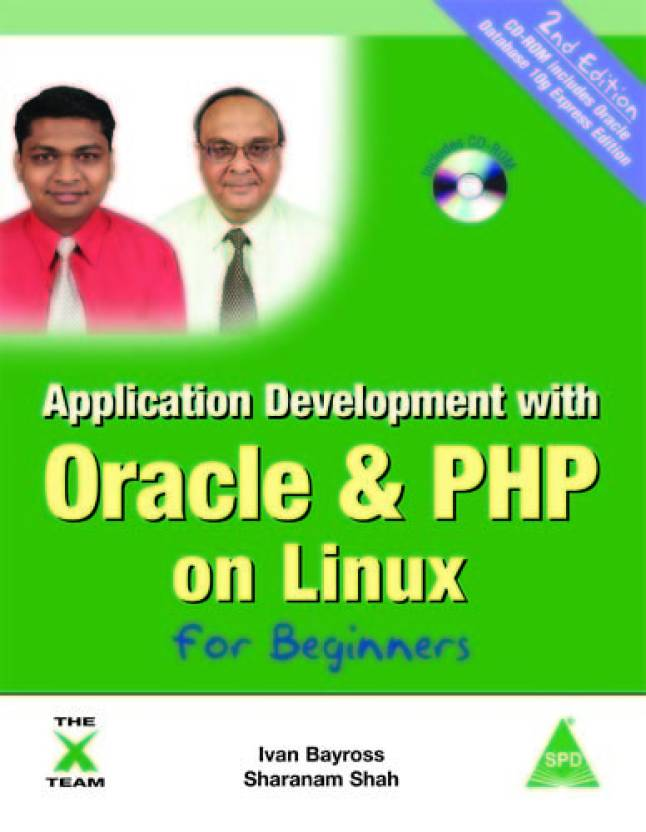 Application Development with Oracle & PHP on Linux for