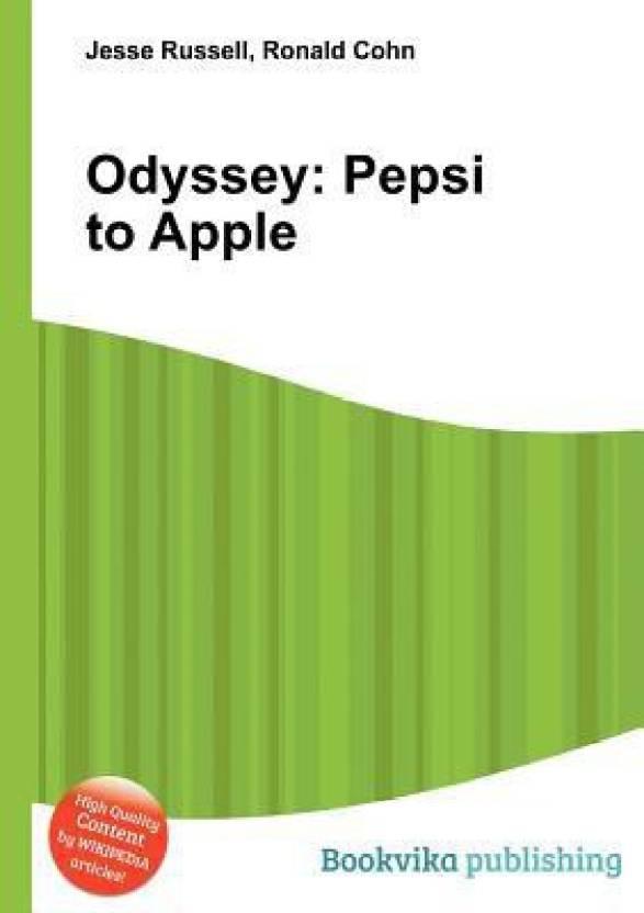 Odyssey: Pepsi to Apple