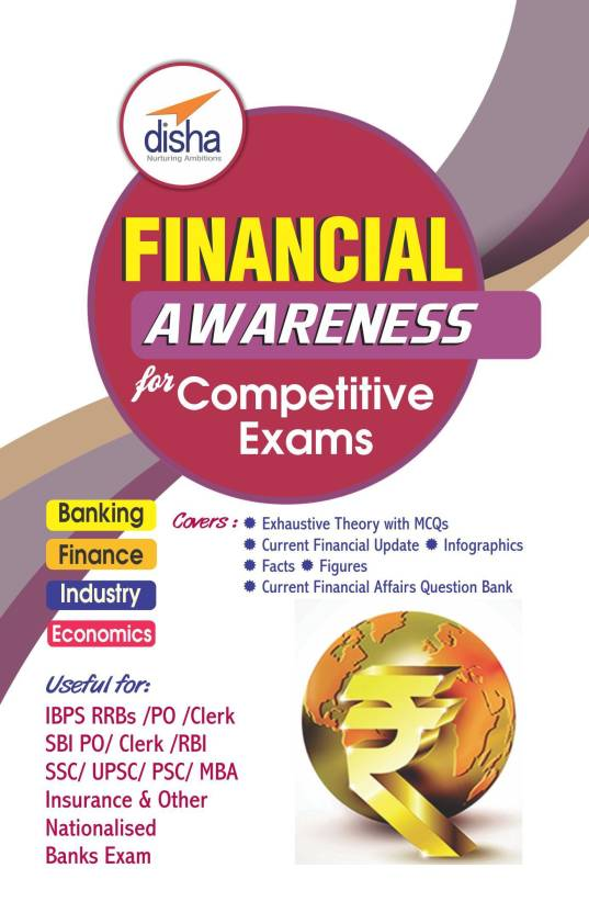 Financial Awareness for Competitive Exams: Buy Financial Awareness