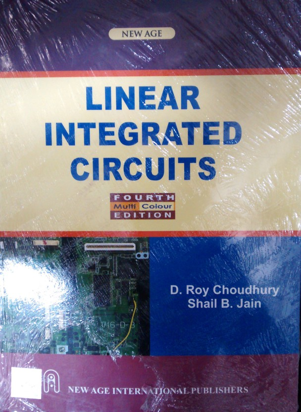 Linear Integrated Circuits And Applications By Roy