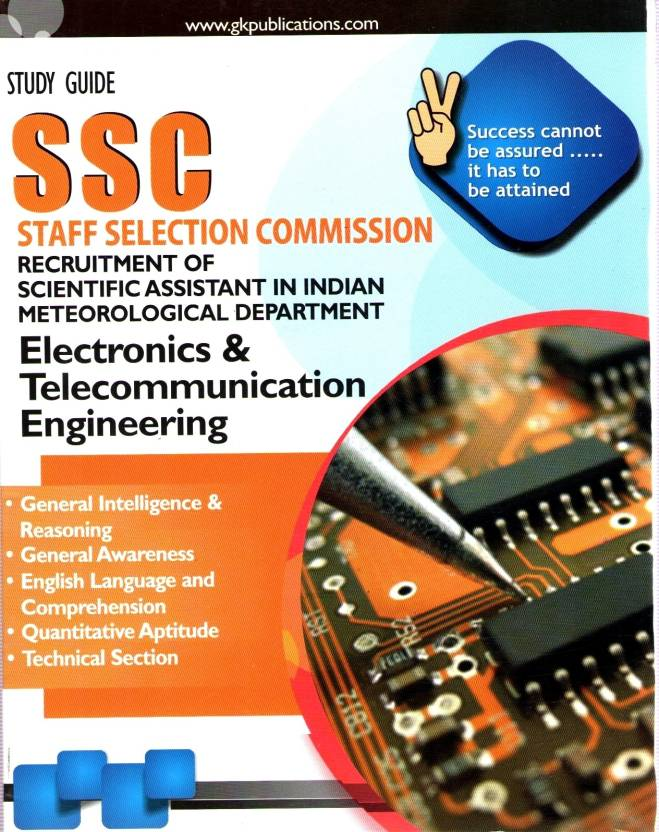 Study guide to ssc recruitment of scientific assistant in indian study guide to ssc recruitment of scientific assistant in indian meteorological department electronics telecommunication fandeluxe Choice Image