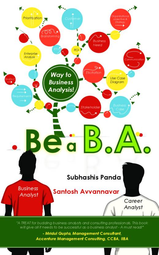 Be a B. A. : Way to Bussiness Analysis!