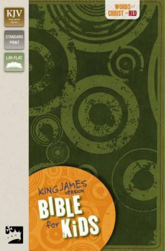 Kids Bible-KJV - Buy Kids Bible-KJV by Zondervan Bibles Online at