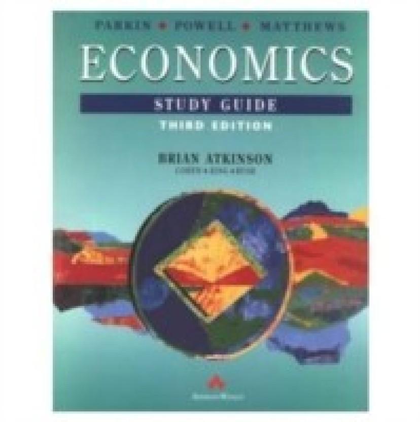 parkin economics study guide buy parkin economics study guide by rh flipkart com Economics Study Guide Answer Keys Economics Study Questions
