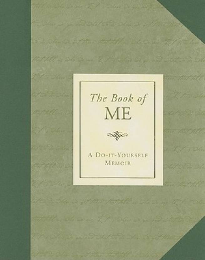The book of me a do it yourself memoir notebook diary the book of me a do it yourself memoir notebook diary solutioingenieria Gallery
