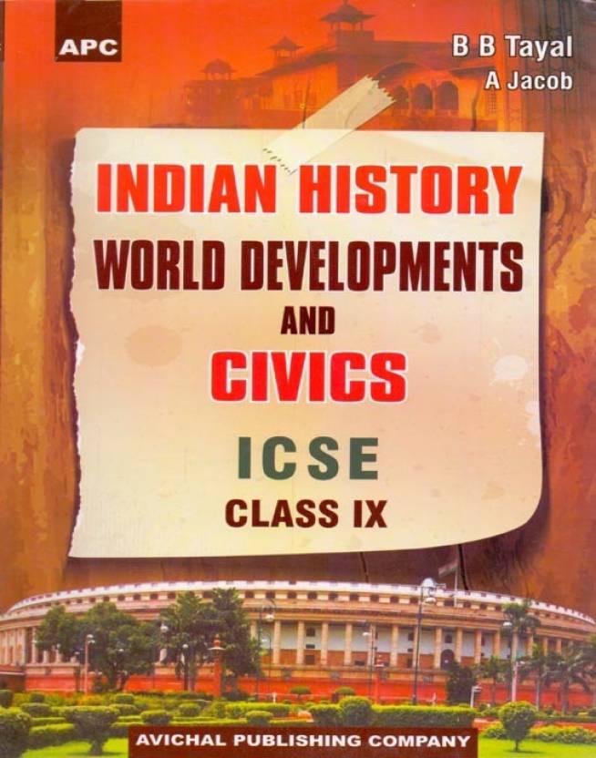 APC Indian History World Developments And Civics Class -9