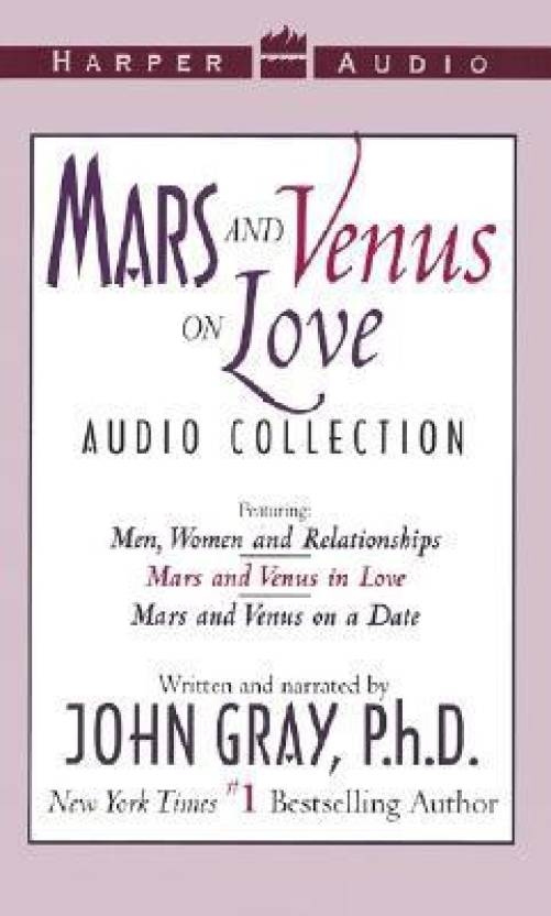 Mars And Venus On Love Audio Collection Buy Mars And Venus On Love