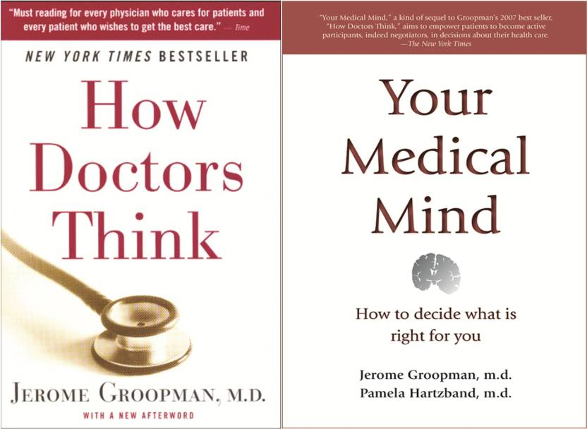 your medical choices groopman jerome hartzb and pamela