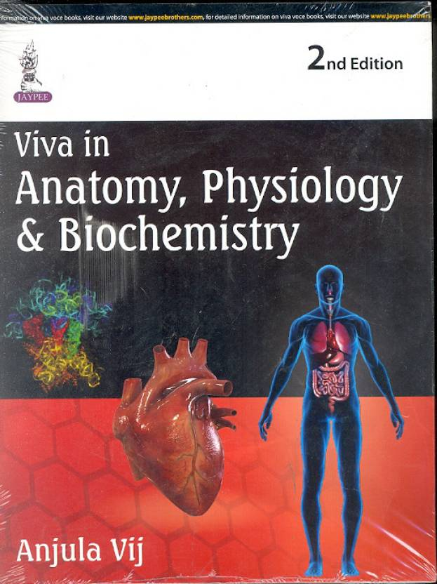 VIVA IN ANATOMY, PHYSIOLOGY & BIOCHEMISTRY 2nd Edition - Buy VIVA IN ...