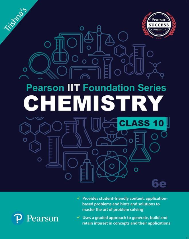IIT Foundation Chemistry Class 10 price comparison at Flipkart, Amazon, Crossword, Uread, Bookadda, Landmark, Homeshop18