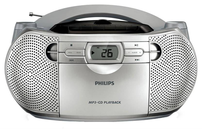 Philips AZ1047 Boom Box