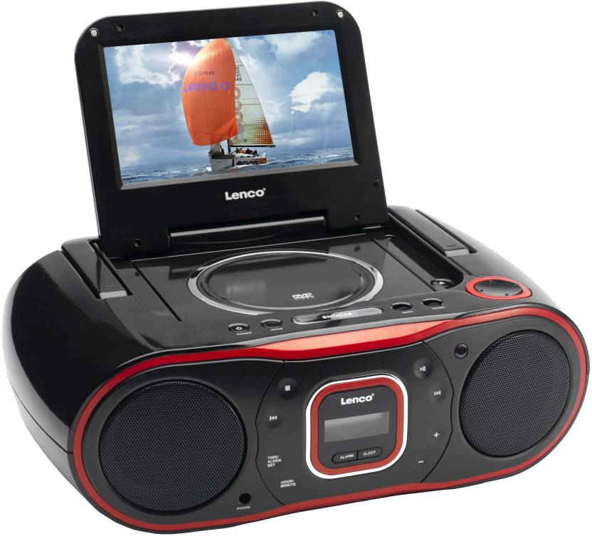 Lenco DVR-70 Boom Box