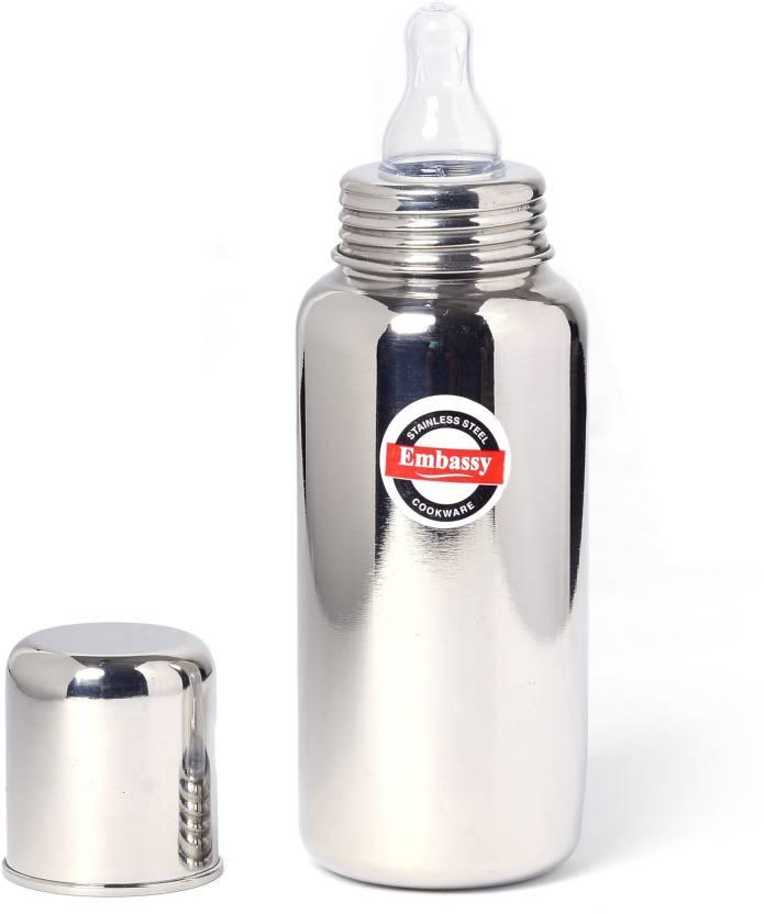 c2cf94a6d Embassy Stainless Steel Baby Feeding 275 ml Bottle - Buy Embassy ...