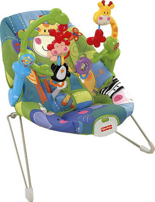 466b79f53 Fisher-Price Discover n Grow Swing-away Activity Bouncer Electric ...