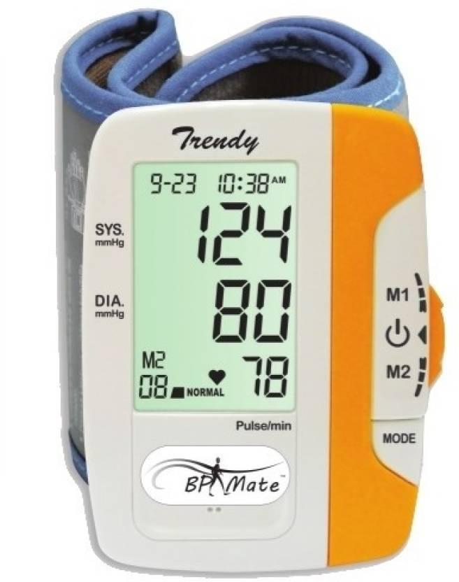 Operon BPM-Trendy 16 Wrist Bp Monitor