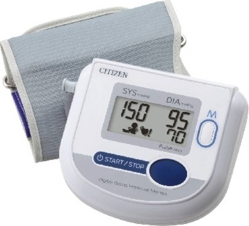 Citizen CH 453 Upper Arm Bp Monitor