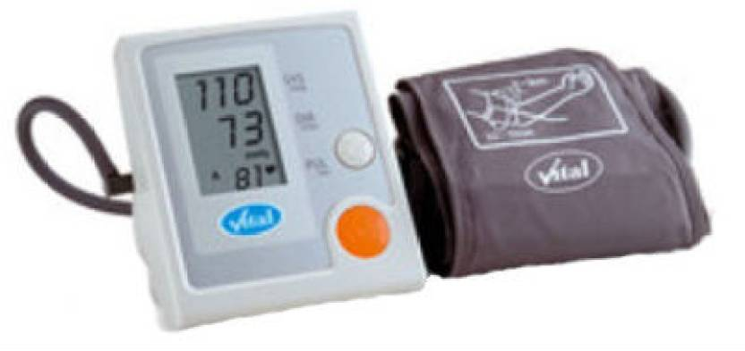 Vital LD-578 Upper Arm Bp Monitor