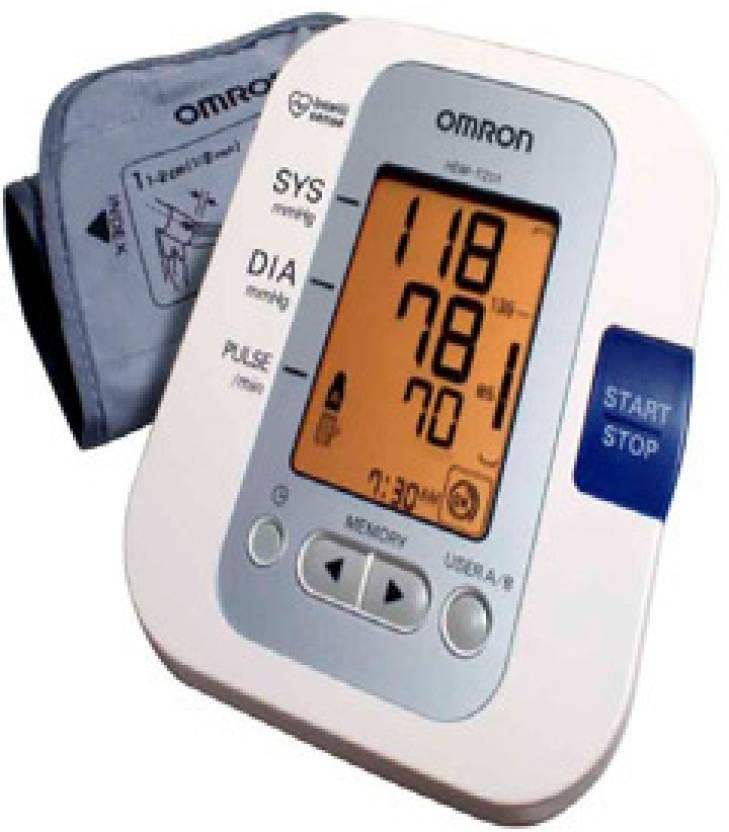 Omron HEM 7201 Upper Arm Bp Monitor