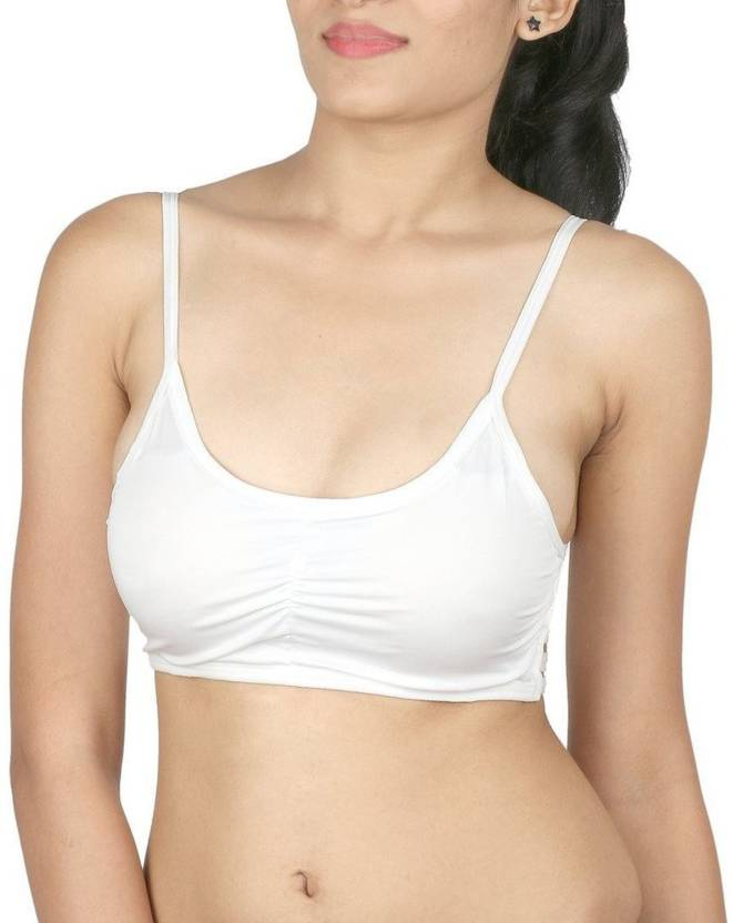 8e9e5c57344d0 Secret Bliss Women s Bralette Bra - Buy white Secret Bliss Women s ...