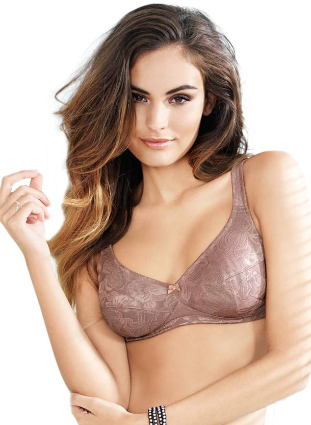 Triumph Minimizer 52 N Women's Minimizer Brown Bra