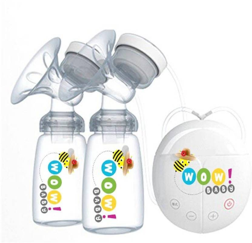 WoWBaby Advanced Twin Breast Pump Smartchip  - Electric