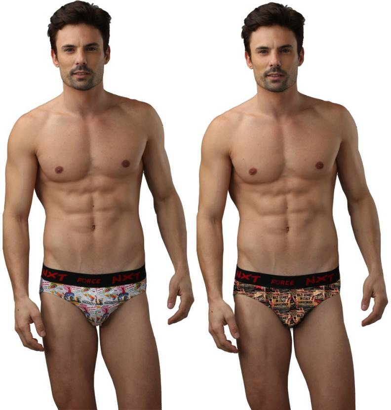 Force Nxt Men's Style Brief
