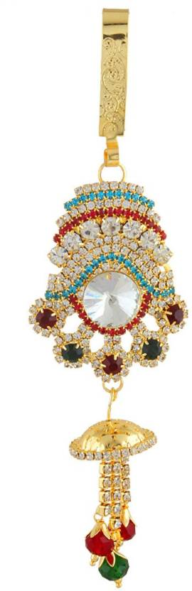 Anuradha Art Simply Beautiful Brooch