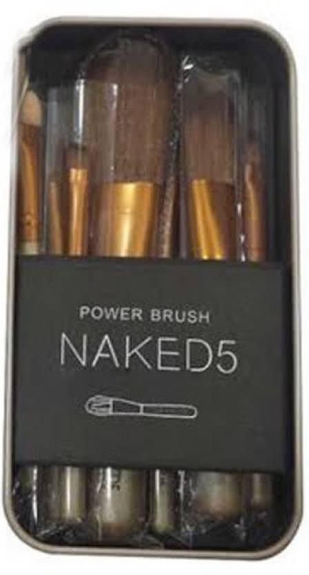 Skycandle.in Naked Brushes
