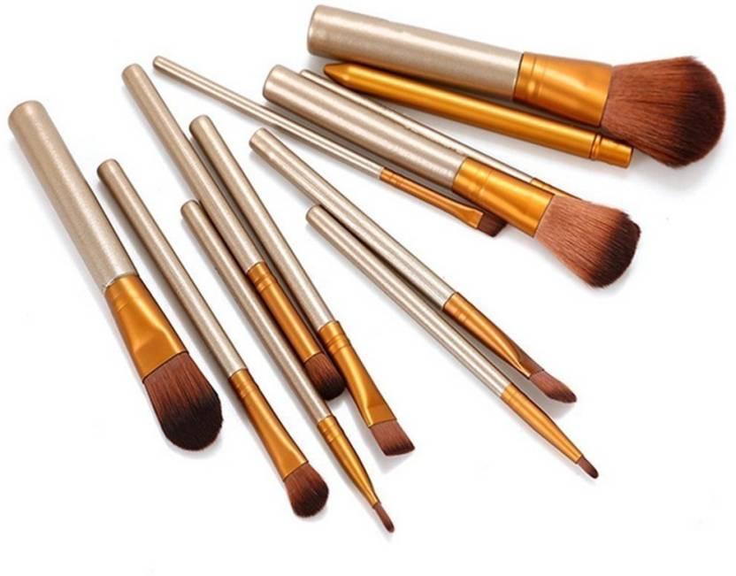 VibeX ™ 12pcs/set NAKED Powerbrush URBAN makeup Professional make up brush kit