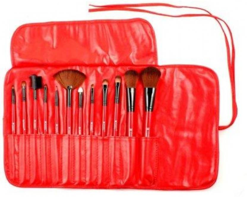 1d9ca3842ac6 Shany Cosmetics Piece Cosmetic Brush Set with Pouch - Price in India ...