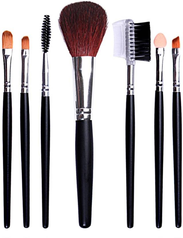 Bare Essentials FC11 Makeup Brushes (Pack of 7)