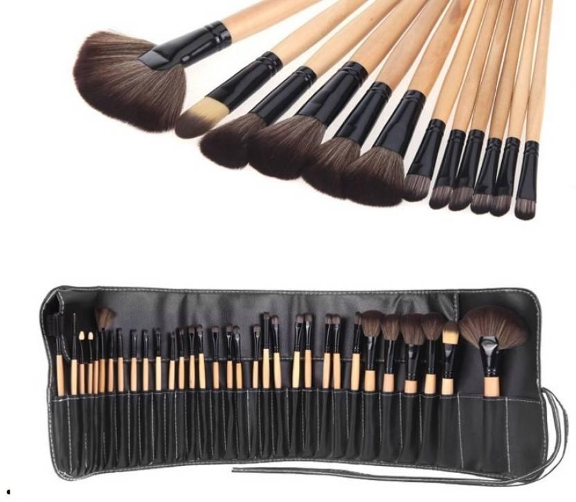 Maange Cosmetic Makeup Brush Set 32pcs In India. Mac Brush Sets