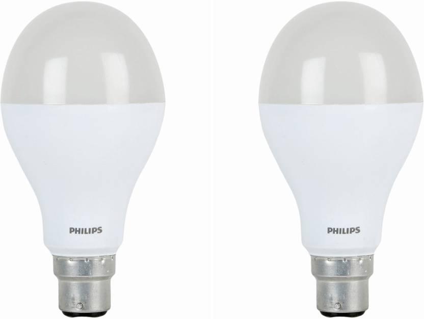 Philips 14 W Standard B22 Led Bulb Price In India Buy