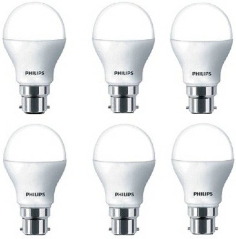 Philips 4 W B22 LED Bulb Price in India